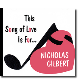 Nicholas Song of Love
